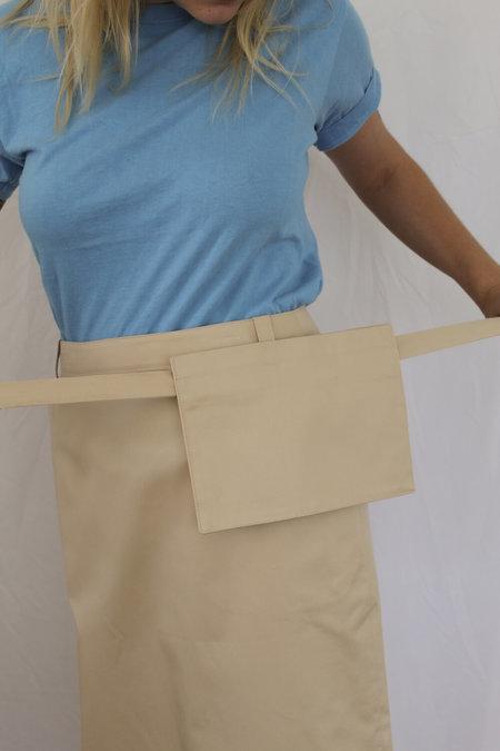 AMOMENTO Pocket Skirt
