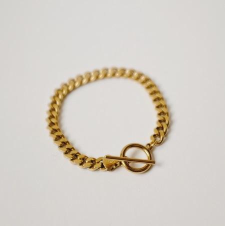 Foe & Dear Francesca Bracelet - Gold