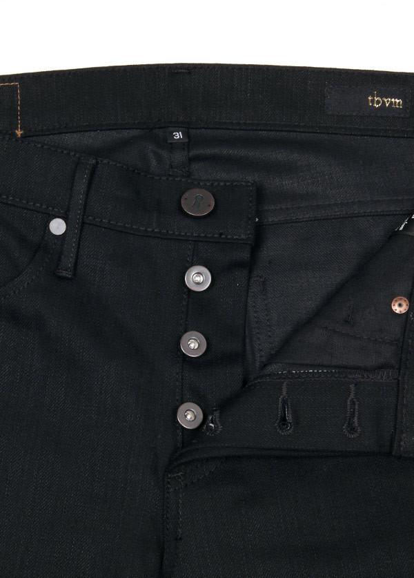 Thvm Atelier - Mens Tapered in Black
