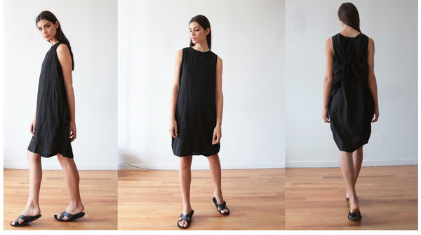 Uzi Refugee Dress