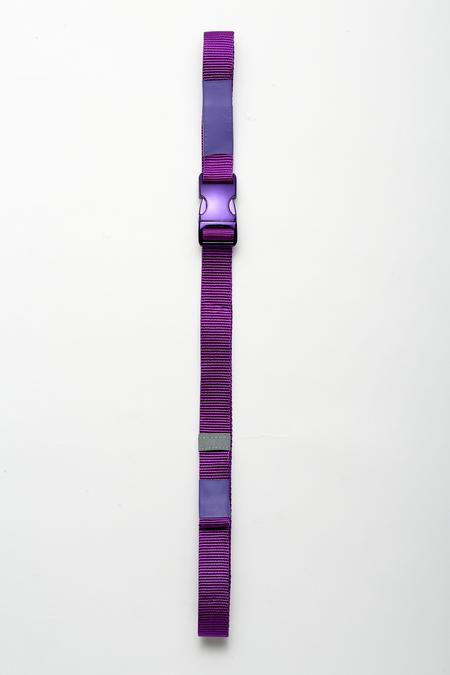 The Celect Clip Belt 2.2 - Purple