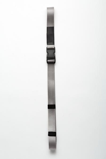 The Celect Clip Belt 2.2 - Silver