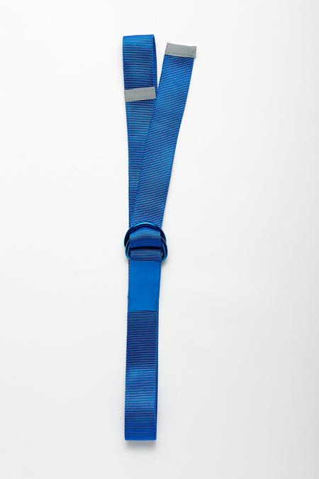 The Celect Double D Belt - Blue
