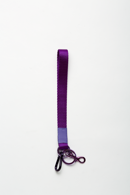 The Celect Utility Keychain - Purple