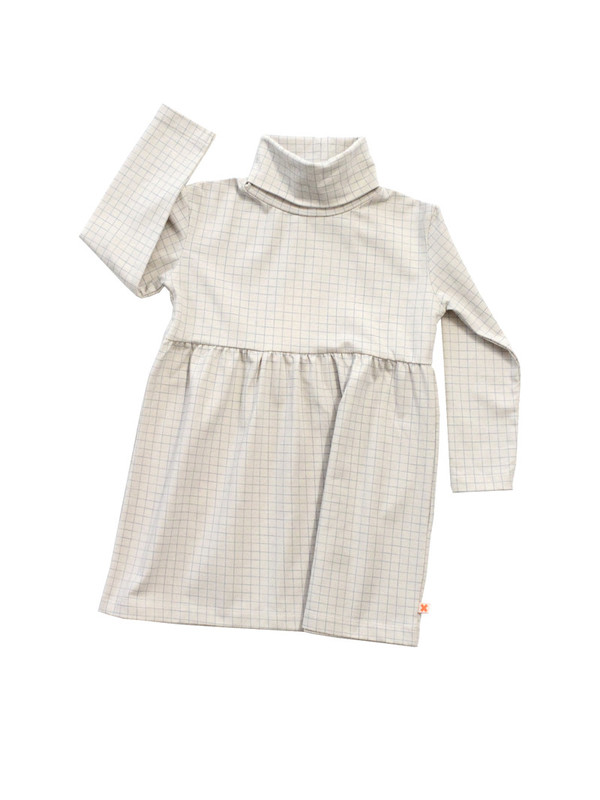 Tinycottons Medium Grid Dress
