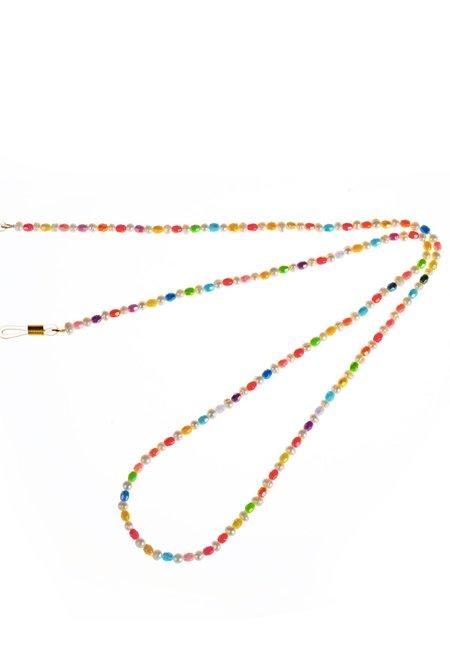 Talis Chains Fresh Water Pearl Rainbow Beads