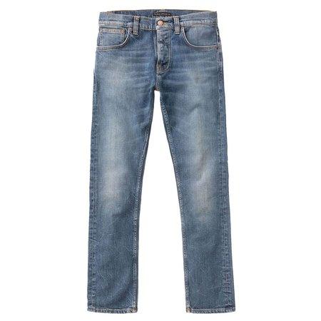 Nudie Jeans Grim Tim Jeans - Pale Shelter