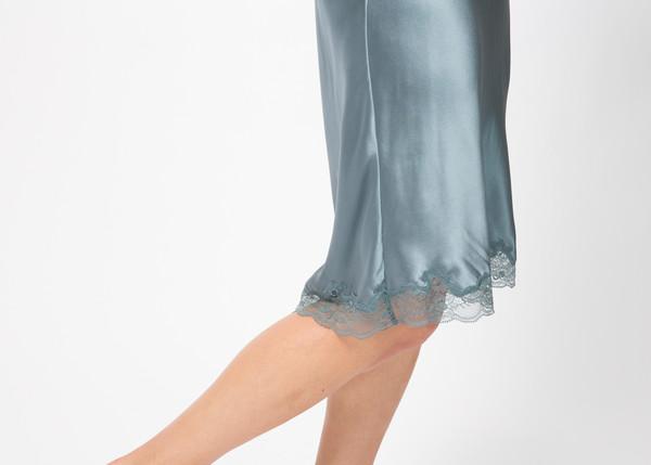 Only Hearts Silk Knee Length Slip