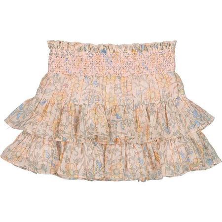 kids louis louise lena skirt - light pink
