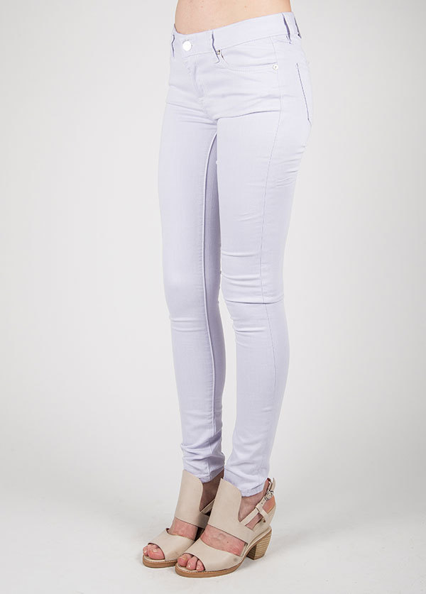 Williamsburg Garment Company - Bedford Ave Skinny in Lilac
