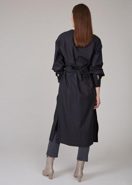 SHAINA MOTE Hira dress - black