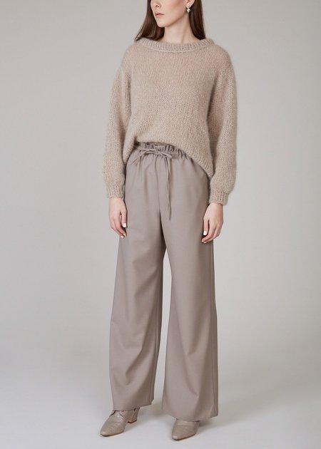 SHAINA MOTE Lounge pants - sage