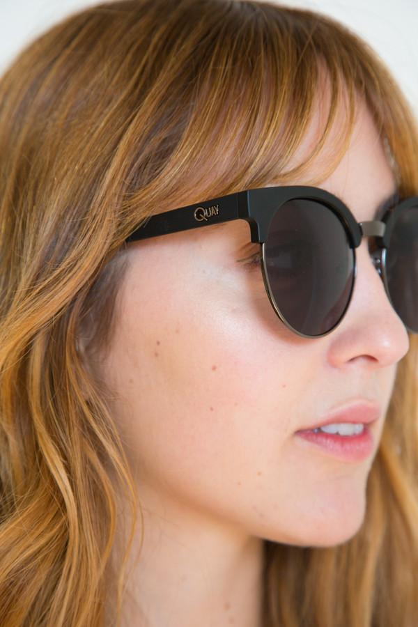 Quay Highly Strung Sunglasses