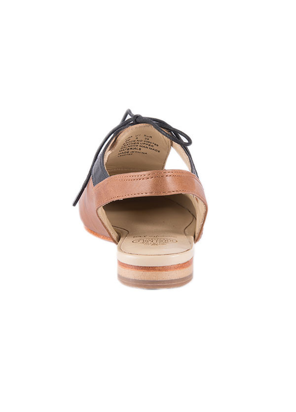 Wolverine 1000 Mile - Samantha Pleet - Festival Sandal in Brown and Black