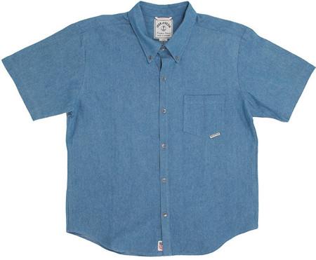 Iron and Resin Delacroix Light Denim Shirt