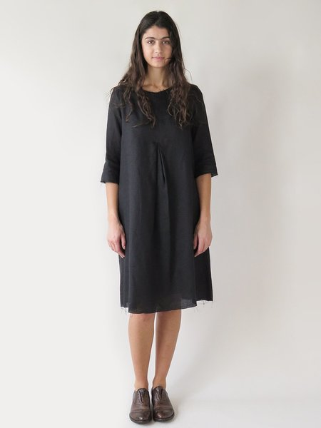 Erica Tanov Rye Dress - Black