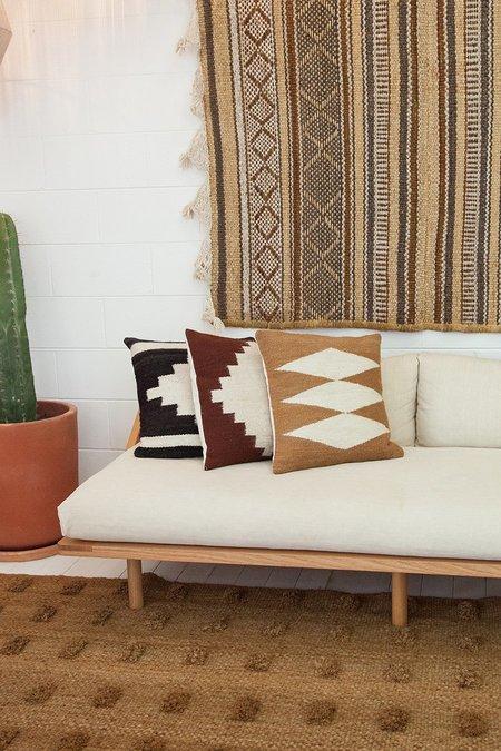 Pampa Puna #2 Cushion - Camel/Natural