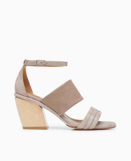 Coclico Tillary Sandal in Ante Nougat