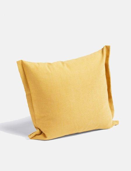 Hay Plica Tint Cushion - Mustard