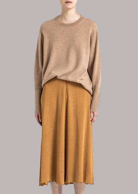 House Of Dagmar Yori Skirt - Caramel