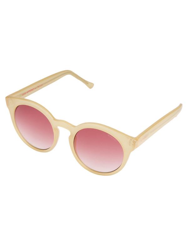 Komono Lulu Sunglasses Pale Blush