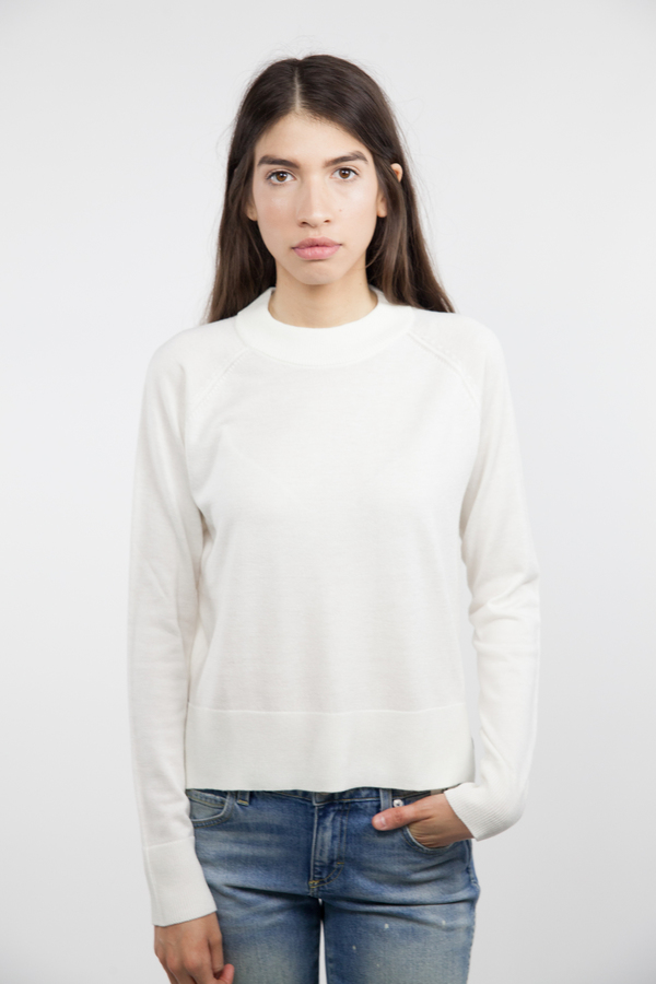 Just Female Neptune Knit - Cream