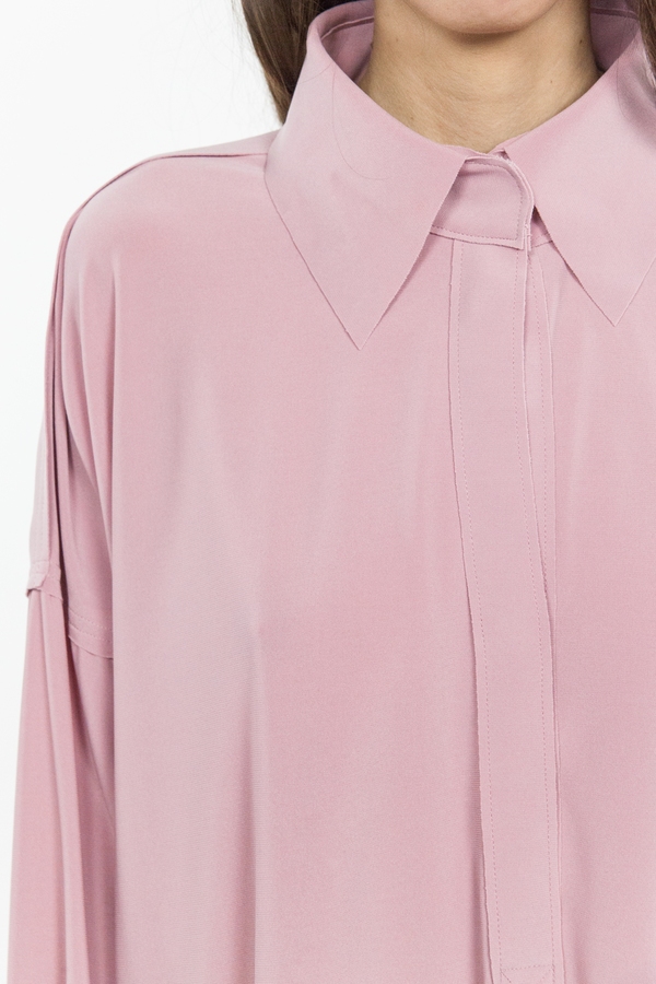 NK Box Shirt - Pink