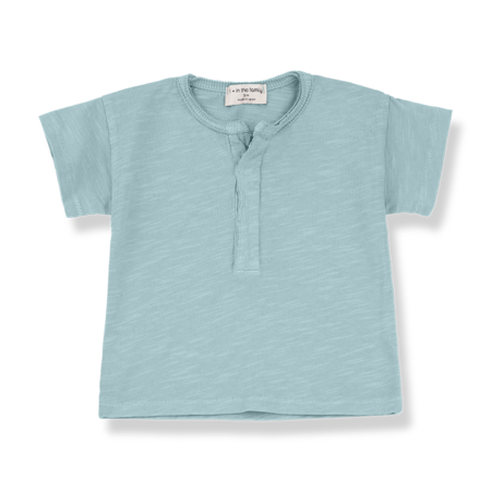 kids One More in the Family Padua T Shirt - Mint