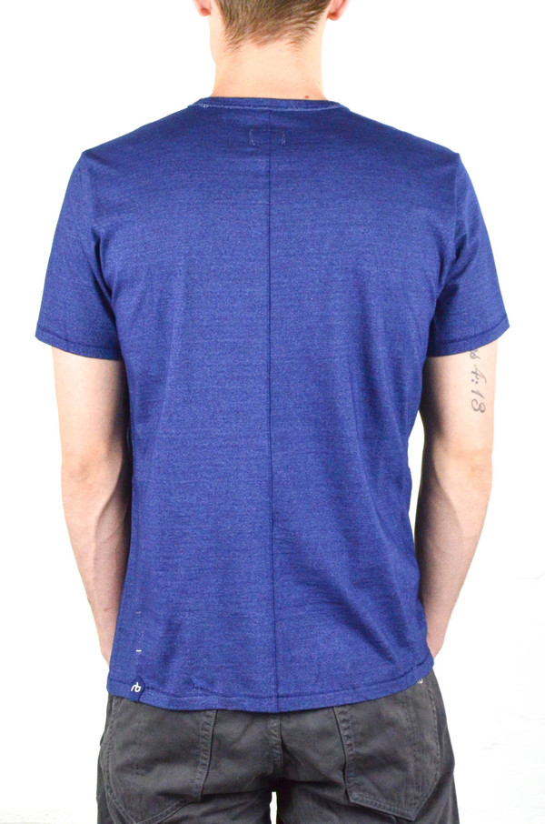 Men's Rag and Bone Indigo Classic Tee