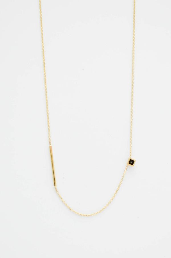 Still House Black Diamond Inu Necklace