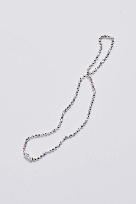 Martine Ali Averi Layered Chain - STERLING SILVER
