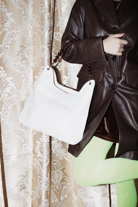 [PRE-LOVED] Beaded Handle Bag