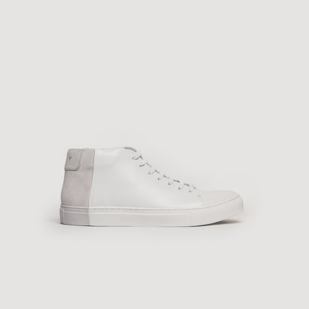 THEY Two-Tone Mids - Off White/Cream