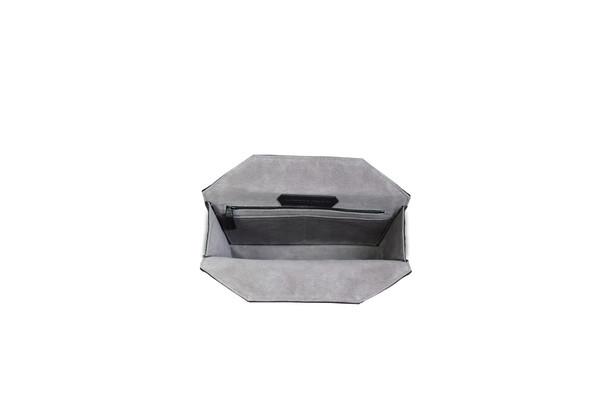 IMAGO-A Black No. 13 Prism Stripe Bag