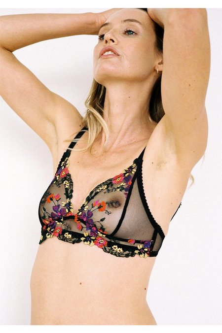 Lonely Dasha Softcup Bra - Black