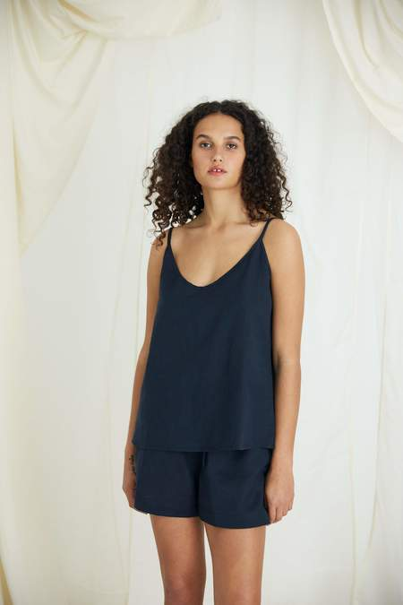 General Sleep Summer Set - Navy