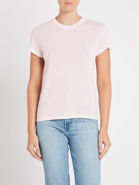 IRO Coolah T shirt - pale pink