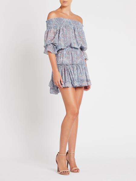 Misa Los Angeles Darla Dress - Washed Tile
