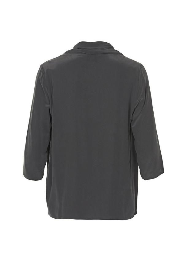 Gestuz - Corin Top Black Silk