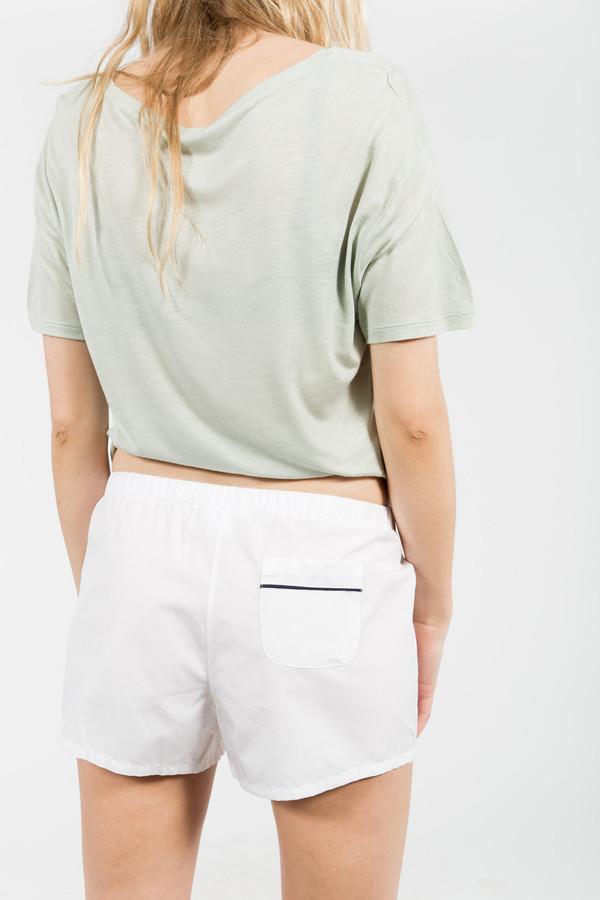 Sleepy Jones Paloma Pajama Shorts
