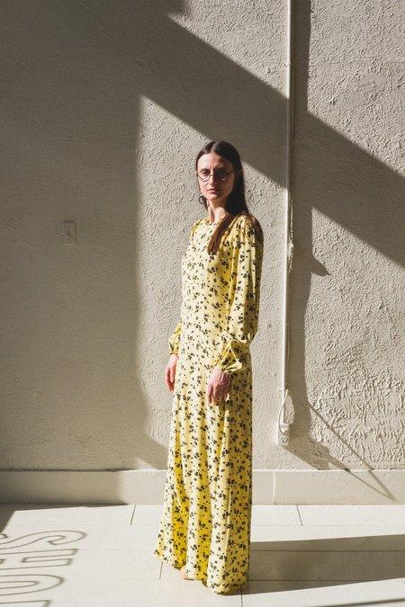 Lacausa SPARROW DRESS - Floral