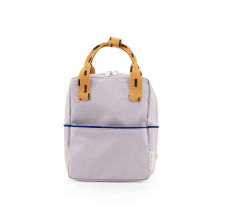 kids Sticky Lemon Lavender Sprinkles Backpack - purple