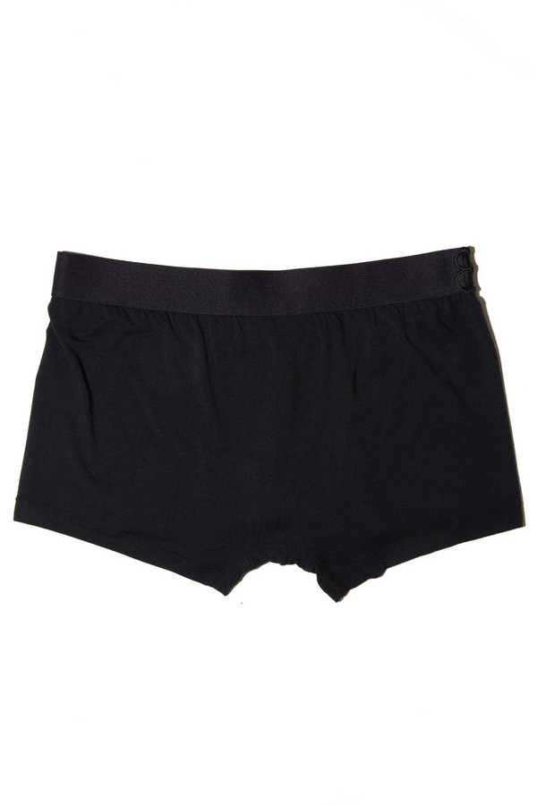 Men's The Eighth The Trunk in Monochromatic Black
