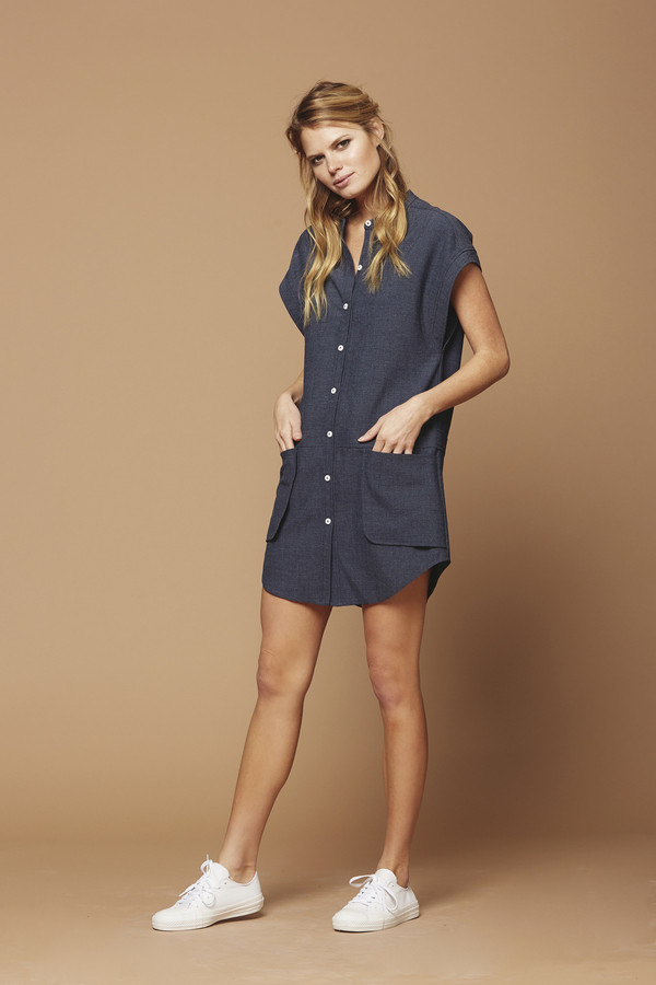 Cosette Clothing Julian Shirt Dress