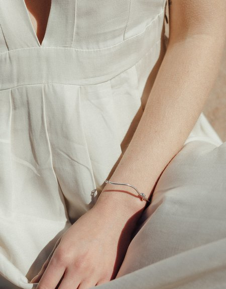 Cled Single Rope Hook Bracelet