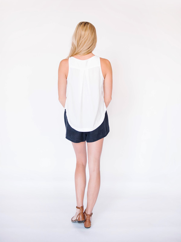 Sunday Supply Co. Button Side Tank