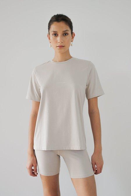 LOCLAIRE Solar Powered T-Shirt - Nutmeg
