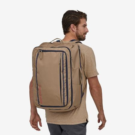 Patagonia Tres Pack MLC 45L Bag - Smolder Blue / Roots Red