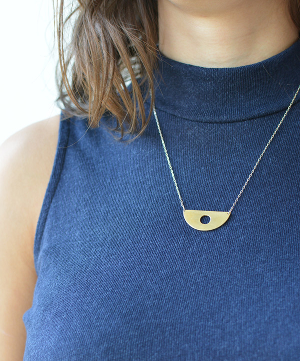 In God We Trust Obscura Necklace