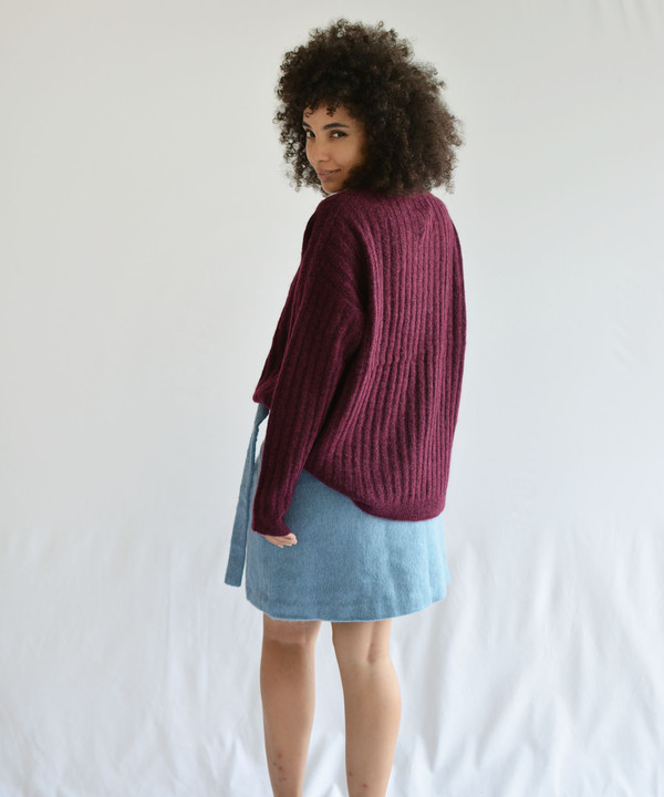 Just Female Glow Knit Sweater